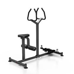 Twister stoj�c i siedz�c MP-U201 - Marbo Sport - czarny  antracyt metalic