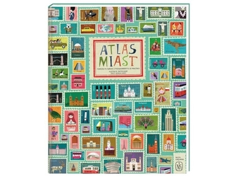 ATLAS MIAST książka ilustrowana