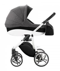 Wózek Bebetto Holland 3w1 FOTEL BRITAX RÖMER BABY-SAFE2 I-SIZE