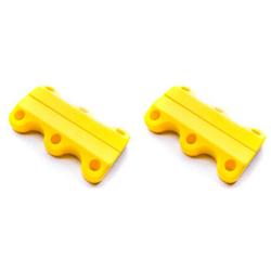 Magnetyczne sznurówki Clicks.life - Canary Yellow - Canary Yellow