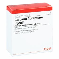 Calcium Fluoratum Injeele 1,1 ml