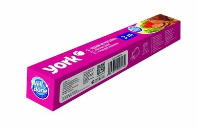 York,  XXL, rękaw do pieczenia kartonik, 3m