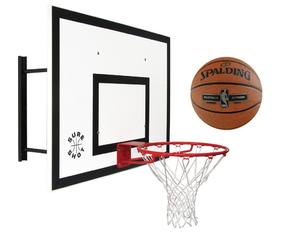 Zestaw Sure Shot Maxi Combo + Piłka Spalding NBA Platinum Streetball Outdoor