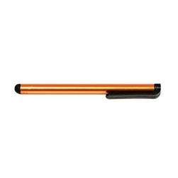 Pióro dotykowe, pojemnościowe, metal, pomarańczowe, do iPad i tableta