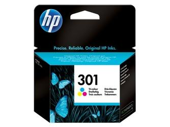 Oryginalny tusz HP 301 Kolor CH562EE