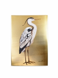Obraz Touched Heron Right 70x50cm