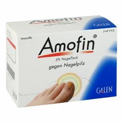 Amofin 5  Nagellack
