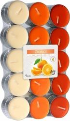 Bispol, Pomarańcza , podgrzewacze zapachowe, 30 sztuk