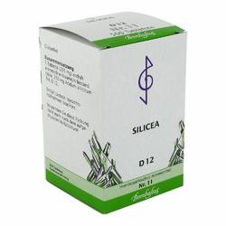 Biochemie 11 Silicea D 12 Tabl.