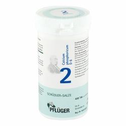 Biochemie Pflueger 2 Calcium phosph.D 6 Tabl.