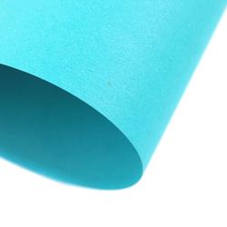 Papier kartonowy 130 g A4 - niebieski pacyfik - NIEPAC