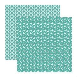 Papier 30x30cm Elegantly Festive-Reindeer True Tea - 07