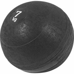 7 kg Piłka lekarska treningowa Slam Ball gumowa Gorilla Sports