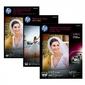HP Premium Plus Glossy Pho, foto papier, połysk, biały, 10x15cm, 4x6, 300 gm2, 50 szt., CR695A, atrament