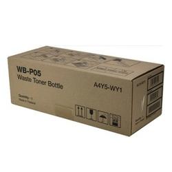 Pojemnik na zużyty toner Oryginalny KM WB-P05 A4Y5WY1 - DARMOWA DOSTAWA w 24h