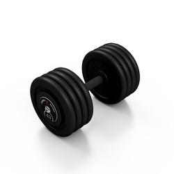 Hantla skr�cana na sta�e 43 kg - Marbo Sport - 43 kg