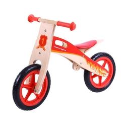 Rowerek biegowy dla dzieci czerwony