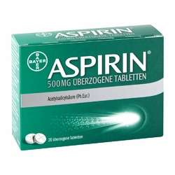 Aspiryna 500 mg