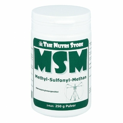 Msm 100 rein Methyl Sulfonyl Methan Pulver