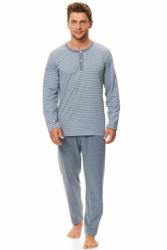 Piżama męska Dn-nightwear PMB.9519