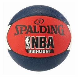 Piłka do koszykówki Spalding NBA Highlight Outdoor