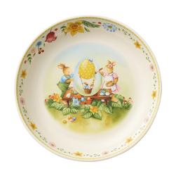 Koszyczek wielkanocny L, Rodzina króliczków Spring Fantasy Villeroy  Boch