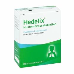 Hedelix Husten Brausetabl.