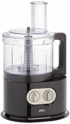 Robot kuchenny BRAUN FP5160BK  1000 W  Regulacja prędkości  Funkcja pulsacyjna