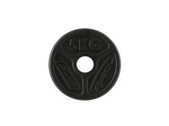 Obci��enie olimpijskie �eliwne 5kg MW-O5-OLI - Marbo Sport - 5 kg