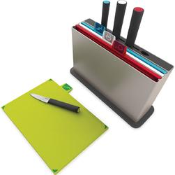 Deski do krojenia z nożami Index Joseph Joseph 60096