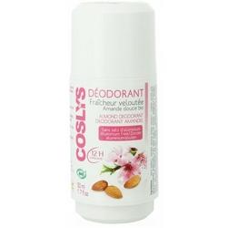 Coslys, Dezodorant migdałowy - jedwabista świeżość