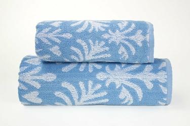 Ręcznik KELLY Frotex niebieski - niebieski