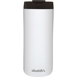 Stalowy kubek termiczny na kawę Aladdin Hot  Cold 0,35 Litra biały 10-01923-021
