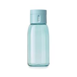 Butelka Dot 0,4 l Joseph Joseph ze wskaźnikiem spożycia wody błękitna