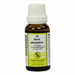 Acidum Phosphoricum Komplex Nr. 25 Dil.