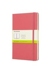 Notes Moleskine L gładki daisy pink