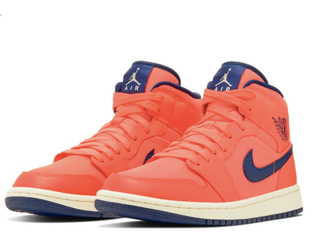 Buty Air Jordan 1 WMNS Mid - CD7240-804