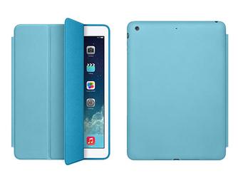 Etui Smart Case do iPad air 2 niebieskie - Niebieski