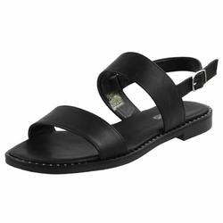 Czarne Sandały Vogue Carla 3845 CoZaButy