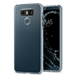 SPIGEN SGP Liquid clear etui LG G6