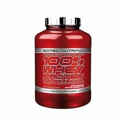 SCITEC 100 Whey Protein Professional 2350 g Najlepszy Koncentrat z WPI na Rynku - Chocolate Hazelnut