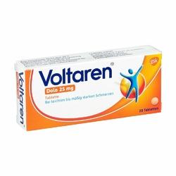 Voltaren Dolo tabletki 25 mg