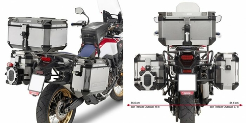 GIVI PL1144CAM stelaż boczny OUTBACK Africa Twin