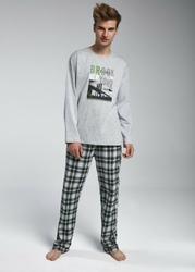 Cornette Famp;Y Boy 55332 Brooklyn piżama chłopięca
