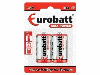 Eurobatt Bateria  R14 C MaxPower 1,5V