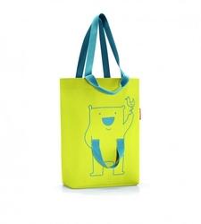 Torba Familybag Apple green