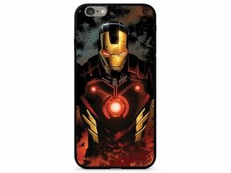 Etui z nadrukiem Glass Marvel Iron Man 023 Huawei P20