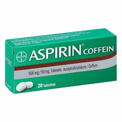 Aspirin Coffein Tabl.