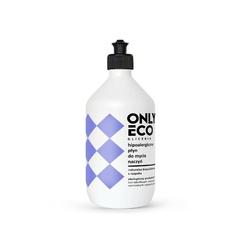 ONLY ECO, Hipoalergiczny płyn do mycia naczyń, 500ml