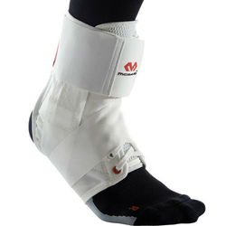Stabilizator kostki McDavid Ankle Brace w Straps white